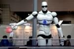 Det er ikke sådan en slags robot.. bare rolig!